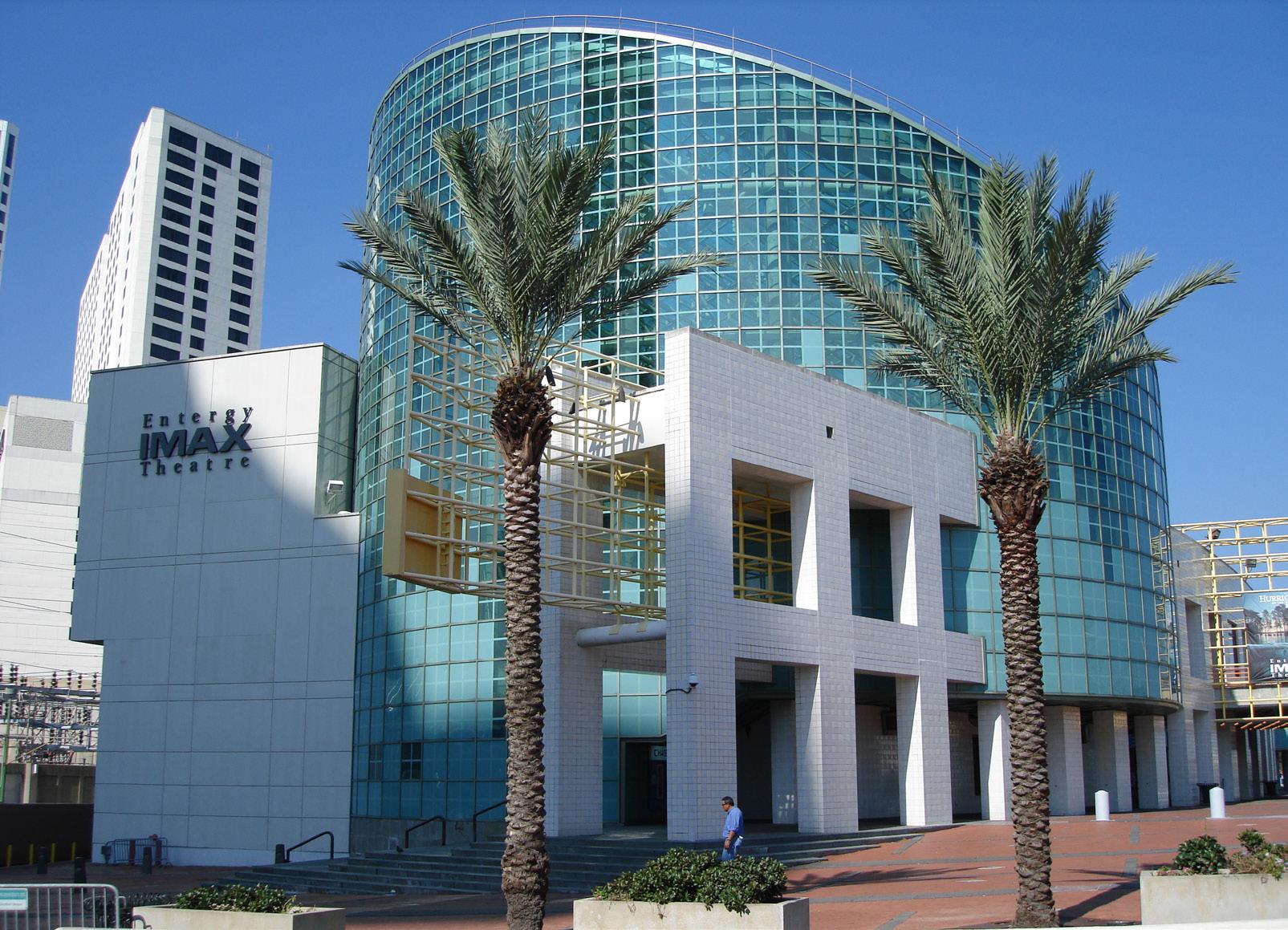 Aquarium of the Americas - Billes Architects