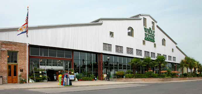 Whole Foods - Billes Architects